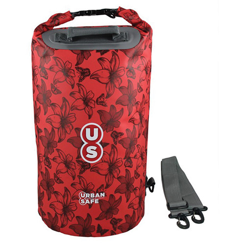 OverBoard Urban Safe Dry Tube (20L, Red)