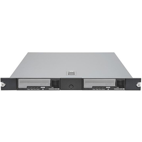 Overland 1 RU Rackmount Enclosure Kit for Internal SAS Drive (Up to 2 LTO HH SAS Drives)