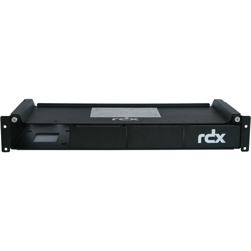 Overland RDX QuadPAK Professional 1.5 RU Rackmount Kit for RDX QuikStor Drives