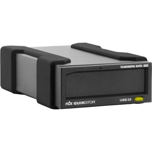 Overland Tandberg RDX External Drive Kit With 2TB USB3+ (Black)