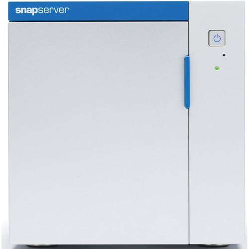 Overland 8TB (2 x 4TB) 4-Bay SnapServer XSD 40 NAS