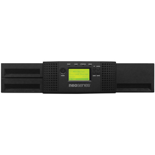 Overland NEO S-Series T24 2U 12-Slot Automated LTO5 Tape Library