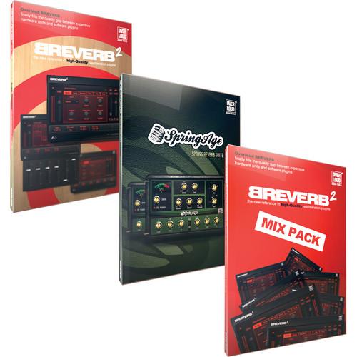 Overloud Reverb Software Bundle