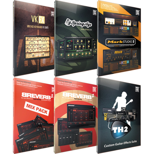 Overloud Overloud Plug-In Bundle
