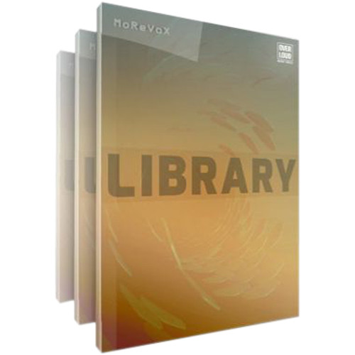 Overloud REmatrix Libraries Bundle - Expansion Library Collection (Download)
