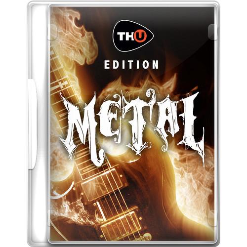 Overloud TH-U Metal - Amplifier and Speaker Emulation Plug-In (Download)