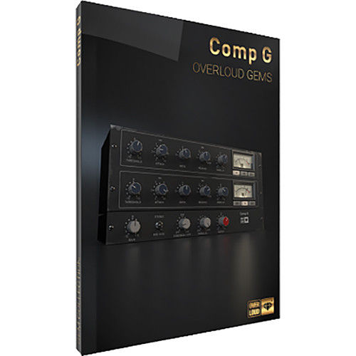 Overloud Comp G British VCA Master Bus Compressor