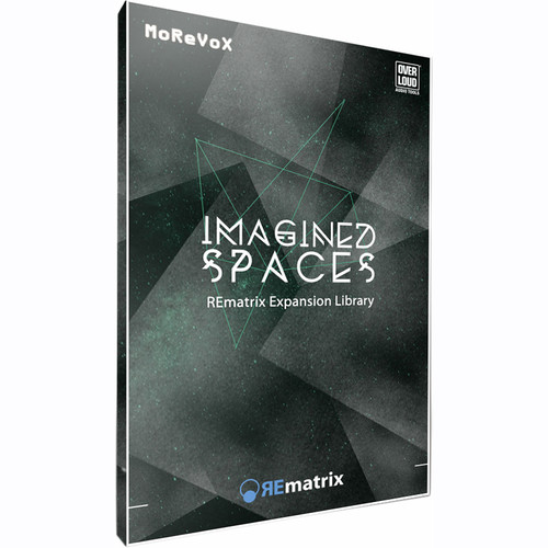 Overloud Imagined Spaces - REmatrix Reverb Library (Download)