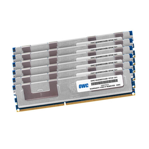 OWC / Other World Computing 24GB DDR3 1333 MHz DIMM Memory Kit (6 x 4GB)