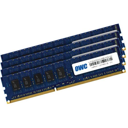 OWC 32GB DDR3 1333 MHz UDIMM Memory Kit (4 x 8GB, 2009-2012 Mac Pro)