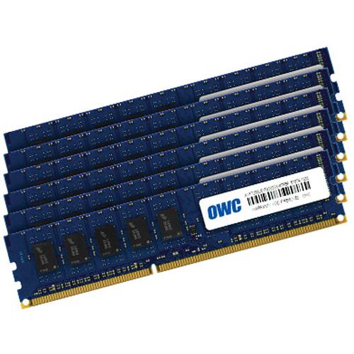 OWC 48GB DDR3 1333 MHz UDIMM Memory Kit (6 x 8GB, 2009-2012 Mac Pro)
