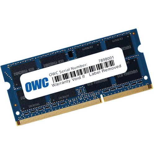 OWC / Other World Computing 8GB DDR3 1333 MHz SO-DIMM Memory Module