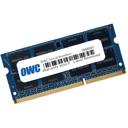 OWC / Other World Computing 8GB 204-pin SODIMM DDR3L PC3-12800 Memory Module