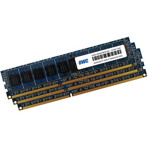 OWC 24GB DDR3 1866 MHz UDIMM Memory Kit (3 x 8GB, 2013 Mac Pro)