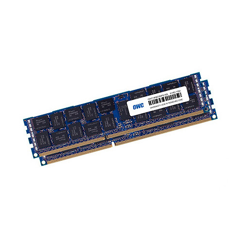 OWC 32GB DDR3 1866 MHz RDIMM Memory Kit (2 x 16GB, Mac)