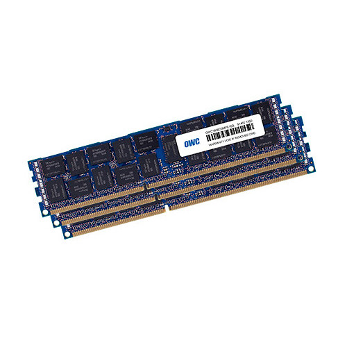 OWC 48GB DDR3 1866 MHz RDIMM Memory Kit (3 x 16GB, Mac)