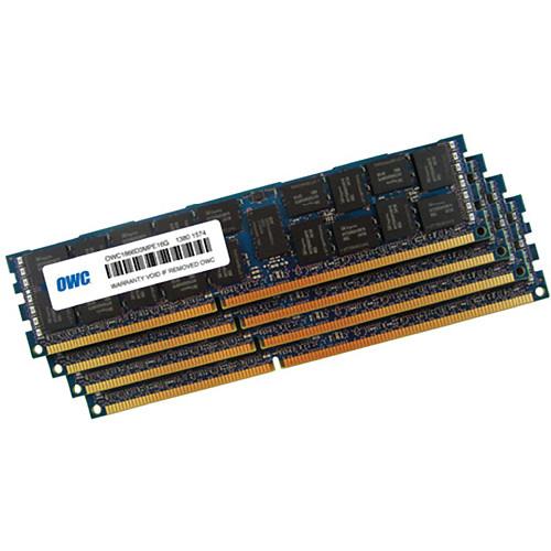 OWC 64GB DDR3 1866 MHz RDIMM Memory Kit (4 x 16GB, 2013 Mac Pro)