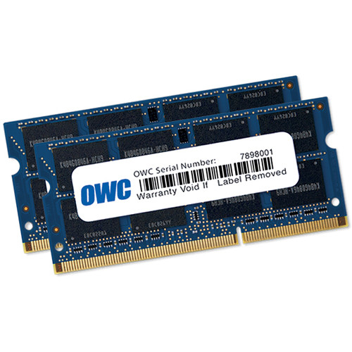 OWC / Other World Computing 32GB DDR3 1867 MHz SO-DIMM Memory Kit (2 x 16GB, Late 2015 iMac Retina 5K)