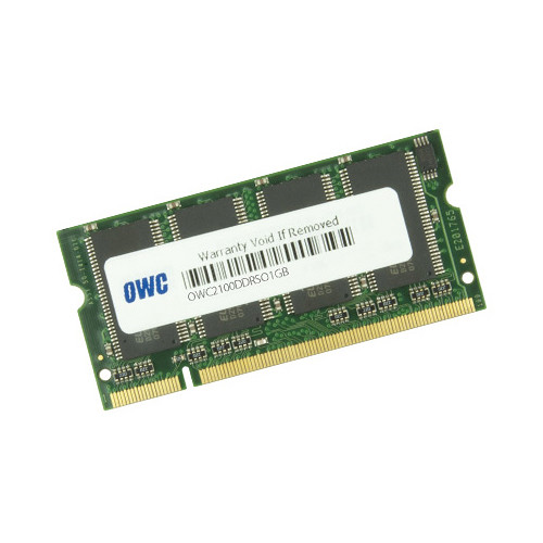 OWC / Other World Computing 1GB DDR 266 MHz SO-DIMM Memory Module (Mac)