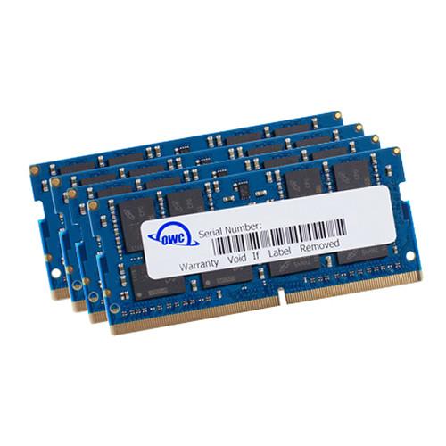 OWC 128GB DDR4 2666 MHz SO-DIMM Memory Upgrade (4 x 32GB)