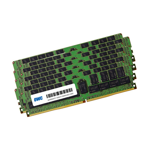OWC / Other World Computing 512GB DDR4 2666 MHz LR-DIMM Memory Upgrade Kit (8 x 64GB)