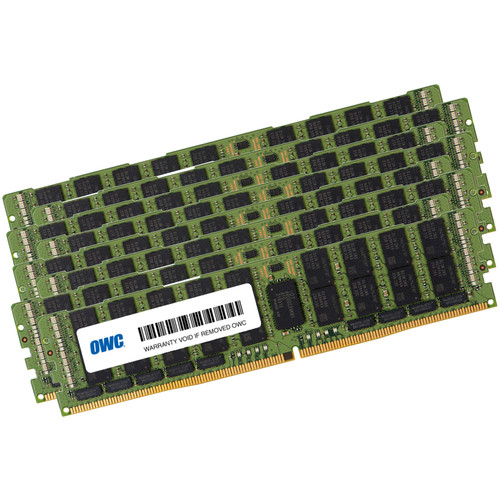 OWC / Other World Computing 128GB DDR4 2666 MHz R-DIMM Memory Upgrade Kit (8 x 16GB)