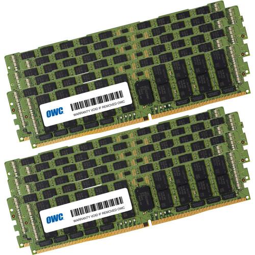 OWC / Other World Computing 192GB DDR4 2666 MHz R-DIMM Memory Upgrade Kit (12 x 16GB)