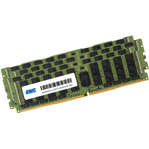 OWC / Other World Computing 42GB DDR4 2666 MHz R-DIMM Memory Upgrade Kit (4 x 16GB)