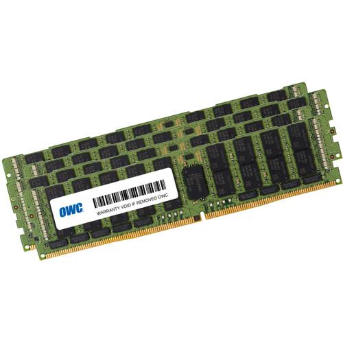 OWC 128GB DDR4 2666 MHz R-DIMM Memory Upgrade Kit (4 x 32GB)