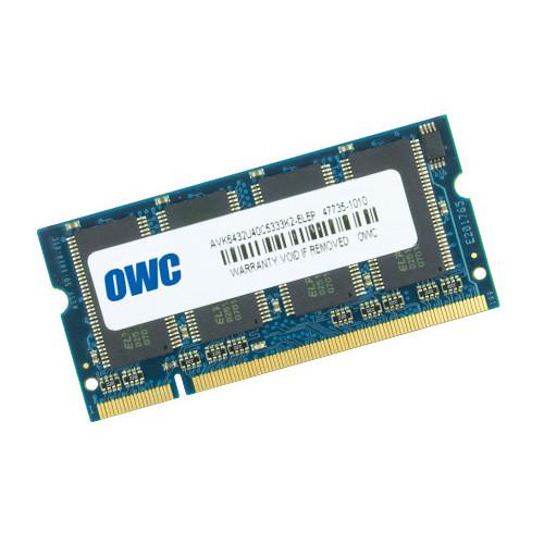 OWC 1GB DDR 333MHz SO-DIMM Memory Module (Mac)