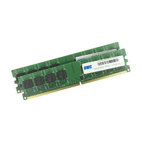 OWC / Other World Computing 4GB DDR2 533 MHz DIMM Memory Module Kit (2 x 2GB, Mac)