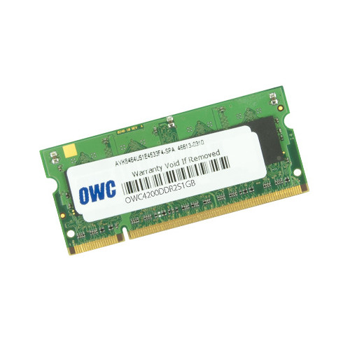 OWC / Other World Computing 1GB DDR2 533 MHz SO-DIMM Memory Module
