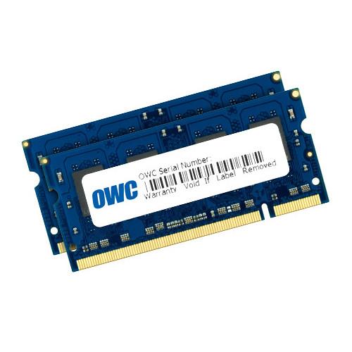OWC / Other World Computing 2GB DDR2 667 MHz SO-DIMM Memory Kit (2 x 1GB, Mac)