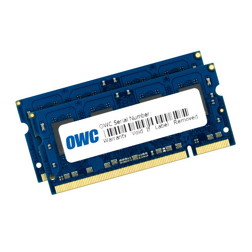 OWC 4GB DDR2 667 MHz SO-DIMM Memory Kit (2 x 2GB, Mac)