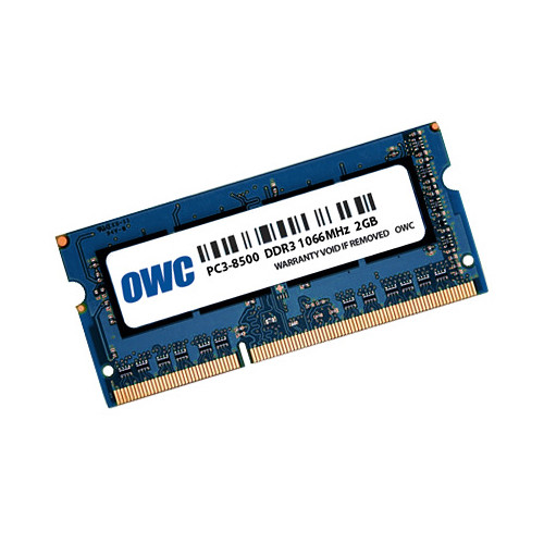 OWC / Other World Computing 2GB DDR3 1066 MHz SO-DIMM Memory Module