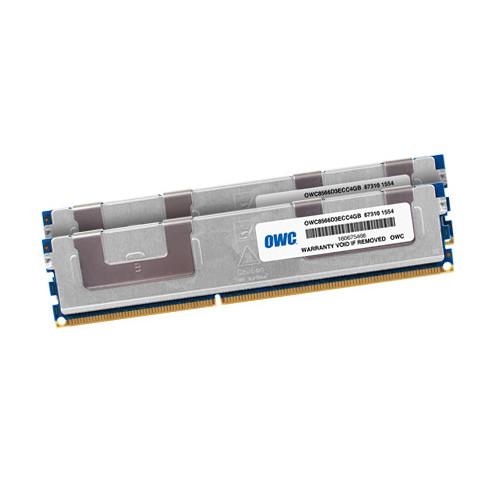 OWC / Other World Computing 8GB DDR3 1066 MHz DIMM Memory Kit (2 x 4GB, Mac)
