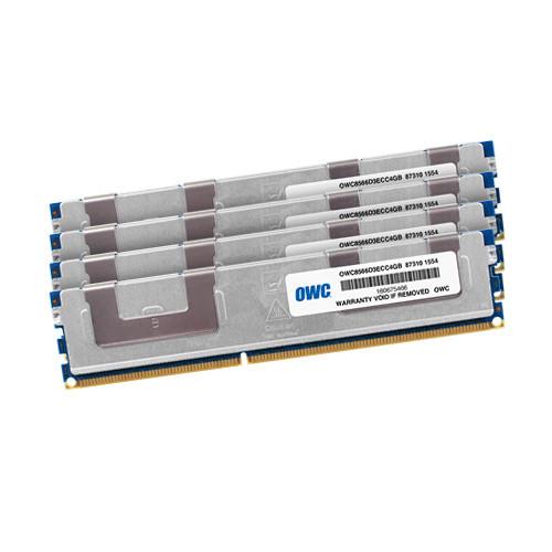 OWC 16GB DDR3 1066 MHz DIMM Memory Kit (4 x 4GB, Mac)
