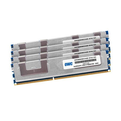 OWC / Other World Computing 16GB DDR3 1066 MHz Memory Kit (4 x 4GB)