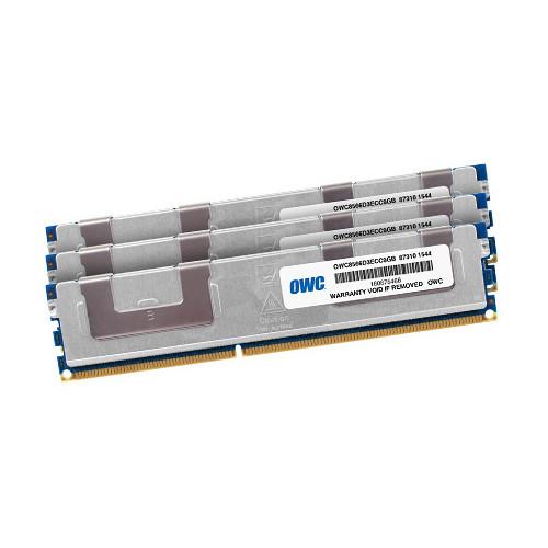 OWC / Other World Computing 24GB DDR3 1066 MHz UDIMM Memory Kit (3 x 8GB, Mac)
