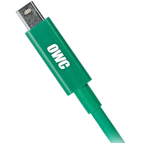 OWC / Other World Computing Thunderbolt Cable (3.3', Green)