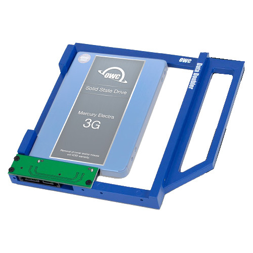 OWC / Other World Computing Data Doubler Optical Bay Hard Drive/SSD Mounting Solution for Mac mini Mid-2010 (Upgrade Tools Included)