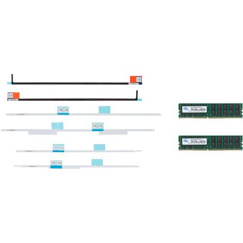 OWC 128GB 2400 MHz DDR4 RDIMM Memory Upgrade Kit for iMac Pro (2 x 64GB)