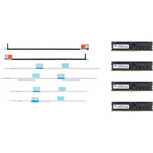 OWC 128GB 2666 MHz DDR4 RDIMM Memory Upgrade Kit for iMac Pro (4 x 32GB)