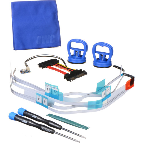"""OWC / Other World Computing Complete Hard Drive Upgrade Kit for 27"""" iMacs 2012 & Later"""