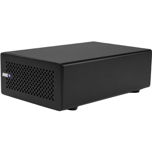 OWC / Other World Computing 120GB Mercury Helios Thunderbolt Storage Solution