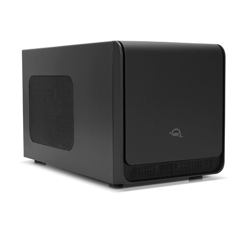 OWC / Other World Computing Mercury Helios FX External Expansion Chassis with Thunderbolt 3 for PCIe Graphics Cards