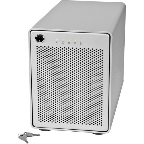 OWC / Other World Computing Mercury Elite Pro Qx2 8TB (4 x 2TB) Four-Bay USB 3.0 RAID Array (Enterprise Edition)