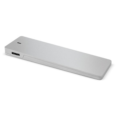 OWC / Other World Computing Envoy USB 3.0 SSD Enclosure for MacBook Air