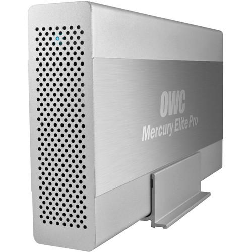 OWC 4TB Mercury Elite Pro External Hard Drive