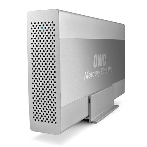 OWC / Other World Computing Mercury Elite Pro Professional USB 3.0 Hard Drive with USB Expansion (500GB)